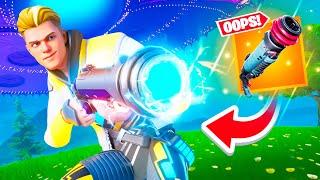 *NEW* UNRELEASED Alien Gun in Fortnite!