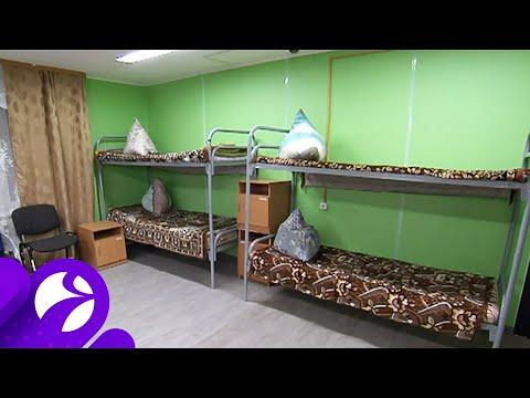 Депутат Заксобрания проверила общежитие ямальского многопрофильного колледжа