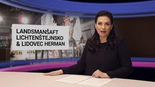 Lichtenštejnsko, Herman, landsmanšaft. Stíny minulosti, korespondence s Hitlerem. Tlak na majetek.
