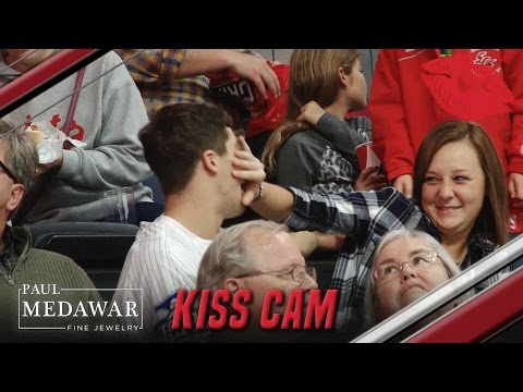 Kiss Cam Compilation - Fails, Wins, and Bloopers