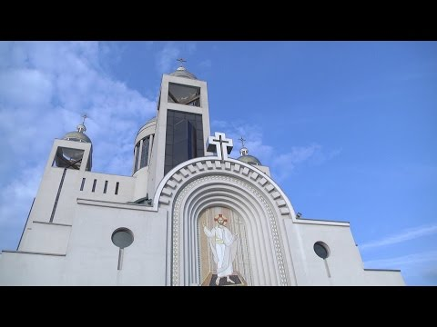 Божественна Літургія у Патріаршому соборі