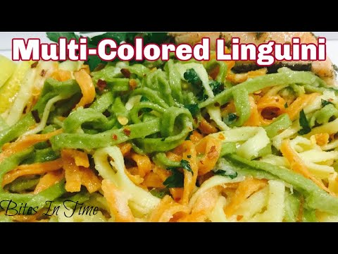 LINGUIBE – HOW TO COOK LINGUINE PASTA – FAST & EASY RECIPE – STORHANZ