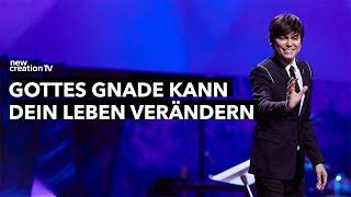 Gottes Gnade kann dein Leben verändern I New Creation TV Deutsch
