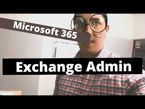 Microsoft 365 Exchange Administration Deep Dive