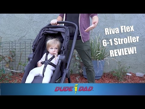 Safety 1st Riva Flex 6-1 Modular Stroller Review | Dude Dad Reviews