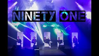 NINETY ONE / Juz Tour 2k18: DOPAMINE / ALMATY