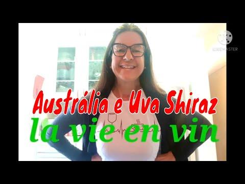 VINHO SHIRAZ  o preferido da AUSTRLIA