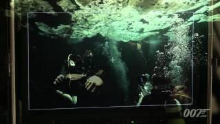 """Skyfall Videoblog - """"Underwater"""""""