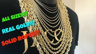 Which ROPE chain is right for you???