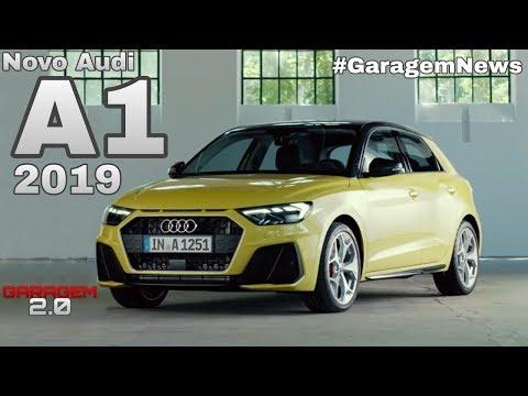 Novo Audi A1 2019 - (Garagem 2.0)