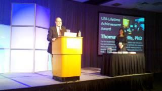 Tom Tullis Lifetime Achievement Award