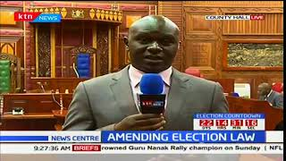 Parliament select committee on proposed changes to electoral laws expected to begin hearing