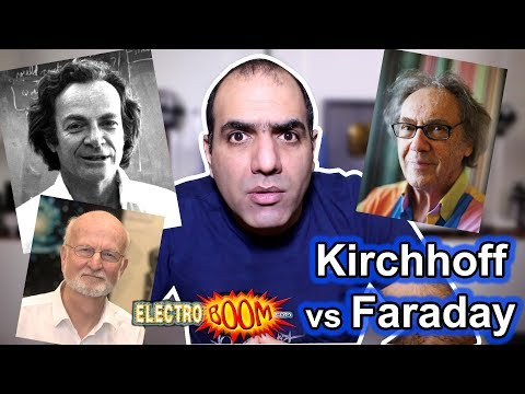 Kirchhoff' Voltage Law versus Faraday's Law: the Conclusion - ElectroBOOM