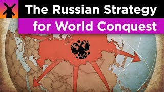 The Insane Russian Plan to Conquer the World thumbnail