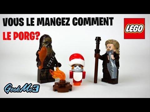 Vidéo LEGO Star Wars 75245 : Calendrier de l'Avent LEGO Star Wars 2019