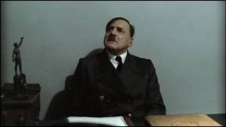 Hitler is informed that Günsche is dead