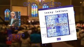 Lenny LeBlanc  One Desire (Full) (2001)