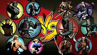 shadow fight 2 shogun gameplay - 免费在线视频最佳电影电视节目