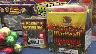 Ohio's fireworks laws: What's legal and what's not?