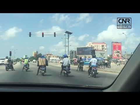 War against indiscipline: The indiscipline of trotro drivers and motor cyclists