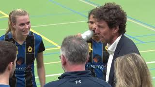 Samenvatting KZ - PKC, de laatste wedstrijd van coach Wim Bakker