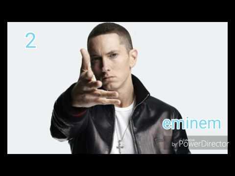 top 10 des meilleurs rappeurs du monde