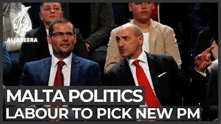 Malta's Labour Party votes to choose new PM
