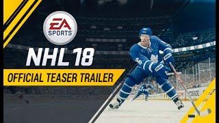 Hurra Den 15 september släpps NHL 18 men redan nu kan du