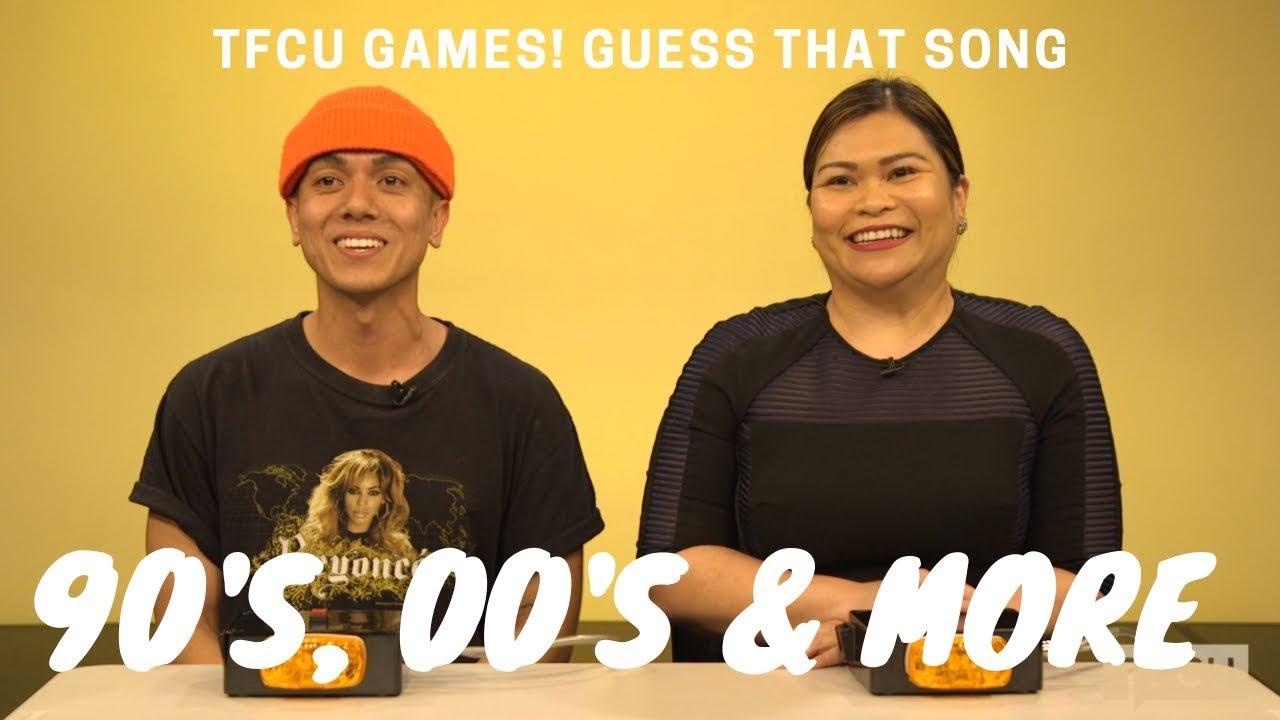 Name That Song | Jacob vs Henni