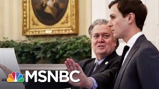 Donald Trump White House Readies 'War Room' For Russia Probe | For The Record | MSNBC