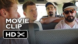 Backstreet Boys: Show 'Em What You're Made Of Movie CLIP - The Beginning (2015) - Documentary HD