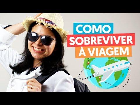 Imagem ilustrativa do vídeo: 10 DICAS para SOBREVIVER À VIAGEM