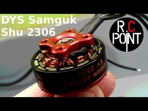 DYS Samguk 2306 2300KV Моторы странные