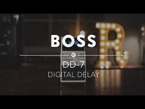 BOSS DD 7 Kytarový efekt