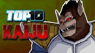 Top 10 Kaiju