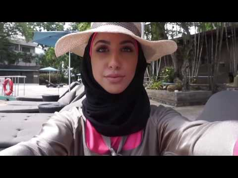 Burqini | Burkini – MADAMME BK Paris – Vlog from Hanan Tehaili Beach & Pool Burkini Fun 1