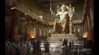 Ancient Greece - Statue of Olympian Zeus