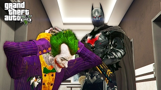 ULTIMATE BATMAN MOD!! (GTA 5 Mods)