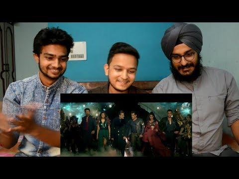Race 3 Trailer REACTION | Salman Khan | Remo D'Souza | Bollywood Movie 2018 | #Race3ThisEID