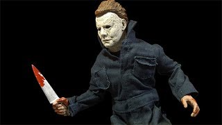 NECA Halloween Michael Myers Clothed 8-Inch Action Figure Review