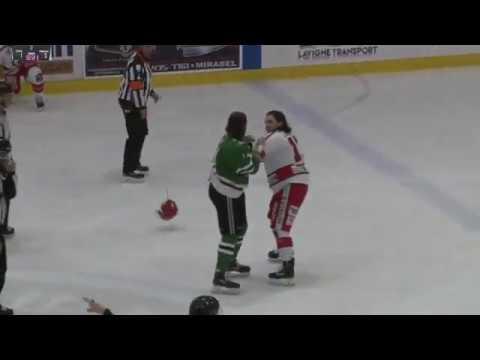 Cedric Labelle vs. Steven Oligny