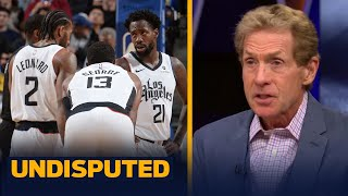 Pat Beverley is the 3rd-most valuable Clipper — Skip Bayless | NBA | UNDISPUTED