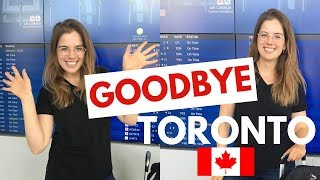 GOODBYE TORONTO | Leaving For A Solo Trans Siberian Express Journey
