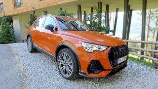 Audi Q3 (F3) 2019 - dabar