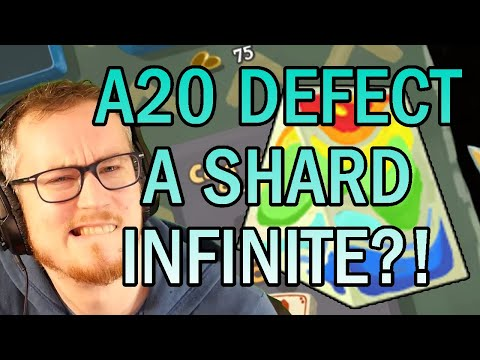 PRISMATIC INFINITE?! | Ascension 20 Defect Run | Slay the Spire