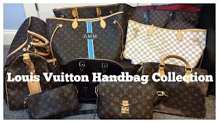My Louis Vuitton Handbag Collection and Reviews