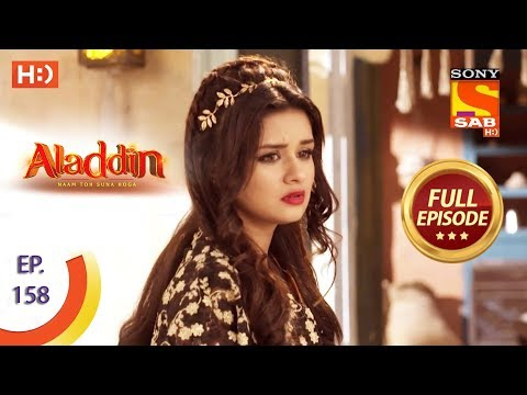 Aladdin - Ep 158 - Full Episode - 25th March, 2019