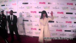 Marie Osmond at 2011 Hollywood Christmas Parade Red Carpet