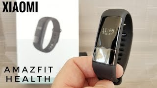 Xiaomi Amazefit Health Band REVIEW - Mi Band 3 - ECG Tracking