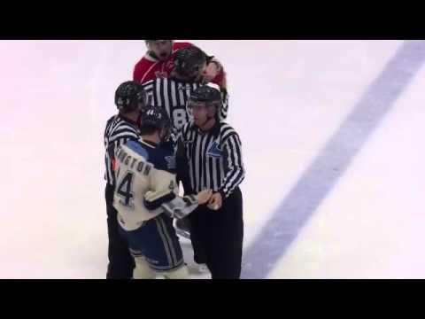 Owen Bennington vs. Brandon Vuic